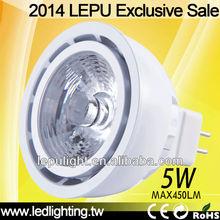 COB 4W 5W CRI 80 led cob spot gu10 led lights gu10 led spotlight