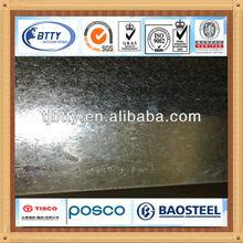 20mm Galvanized Steel Sheets Z-60gr For Decoration