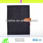 Contemporary unique for leather zipper ipad cover
