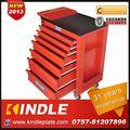 Kindle 17- gavetas, 4 rodízios estável da garagem de aço armário de ferramentas do caminhão caixa caixas de ferramentas
