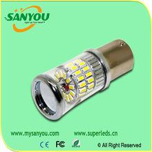 High Quality Car Accessorieshiway universal daytime running lights 1156 tuning light DC 12V-24V 48LEDs