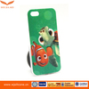 3D tpu mobile phone protector case for iphone 5/5s