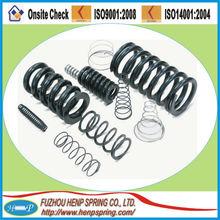 carbon fiber steel spring