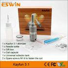 2014 new innovation atomizer kayfun clone 3.1 with goog quality