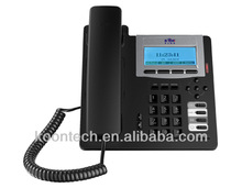 usb skype desk phone PL340