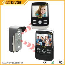 China 500 m long distance wireless audio door phone intercom smart home