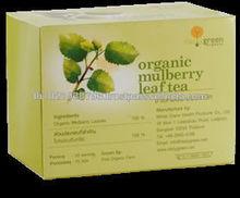 Organic Mulberry Leaf Tea