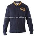 2014 de algodón para hombre de béisbol varsity chaqueta