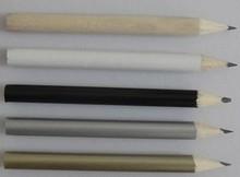 Mini wood pencil set wood pencil set