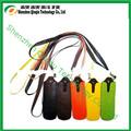 cordones de cuero para la venta con 15 colores
