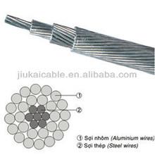 Aluminum acsr hawk Standard ASTM B232, DIN 48204, BS 215 Part 2 **L**