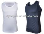 92% polyester 8% spandex dri fit custom mens gym singlet