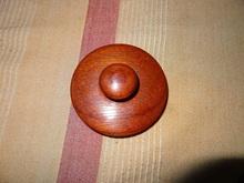 wooden lids / tops