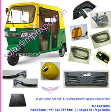 Spares parts for three wheeler auto rickshaw