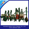 ANON automatic rice milling unit