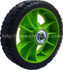 6 inch lawnmower wheel with bearing