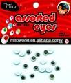 los ojos googly