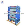 placa de intercambiador de calor de residencial de recuperación de calor de ventilación