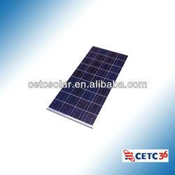 12v 110 w Polycrystalline solar panel