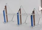 New High Quality Crystal Glass Award Trophy
