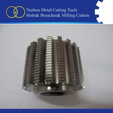 TIN coating module 7 sproket rolling cutter