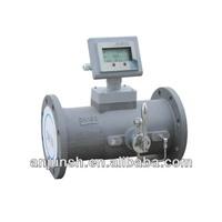gas electric turbine flowmeter / small volume turbine meter