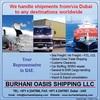 Shipping company in Dubai