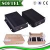 SOFTEL video fiber optic converter,1 channel video digital optical converter/optical video converter,cctv fiber optic converter