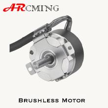 500w Electric Vehicle Brushless DC Motor