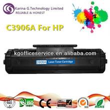 Premium compatible toner cartridge 3906A for HP LaserJet 6L/6LSE/6LXI toner cartridge,made in China