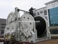 idraulico di ancoraggio 800kn consegna verricello di traino