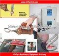 40~60kw de alta freqüência igbt indução portátil aquecedor: soldagem/brasagem machine