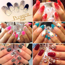 made in japan liquid gel nails of 102 colors for nail salon