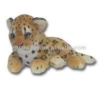 2014 hot selling panther plush toys doll for kids