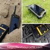Walkie Talkie Smartphone 5 Inch Anti-shock Anti-dust runbo x6 waterproof mobile phone