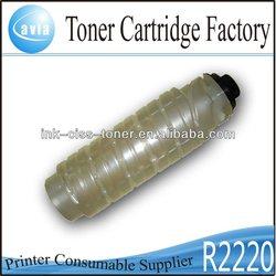 shenzhen manufacture toner ricoh aficio 2220d toner cartridge for series of printer