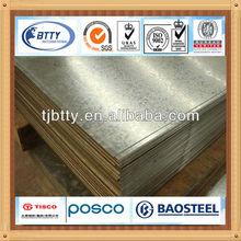60mm Galvanized Steel Sheets Z-60gr For Decoration
