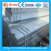 tianjin greenhouse frame tubing/galvanized pipe and tube