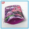 food certificate colorful small plastic pouches packaging make in China on alibaba