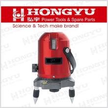 auto leveling laser level,laser level HY-3-1V1H,HY-3-2V1H1D,HY-5-4V1H1D