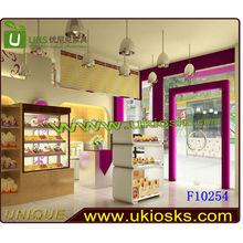 Modern pastry food store design cake food shop furniture design for display pastry*cake