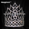 grossiste en cristal brillant et des diadèmes couronnes concours reine