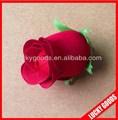 Vente en gros mariage, décoratifs. artificiels, romantique rose bud