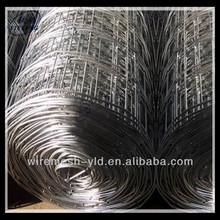 Zincato a caldo saldato rete metallica/edificio materiale/saldato della rete metallica gabbie