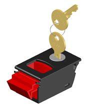 Lockable Slide Latch