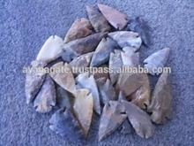 Wholesale 2 inch Agate Arrowheads
