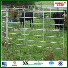 Galvanized Welded metal farm gates for cattle