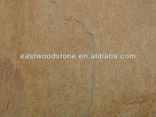 rusty quartzite&slate crazy cut tile