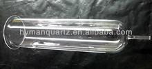 High temperature resistant transparent quartz pipes,High precision clear quartz glass tubes with good corrosion-resistant