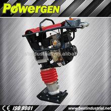 2014 Top Seller!!!POWER-GEN Diesel 10KN 4.0HP tamping rammer compactor